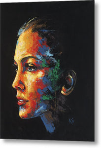 Sun Kissed - With Hidden Pictures - Metal Print