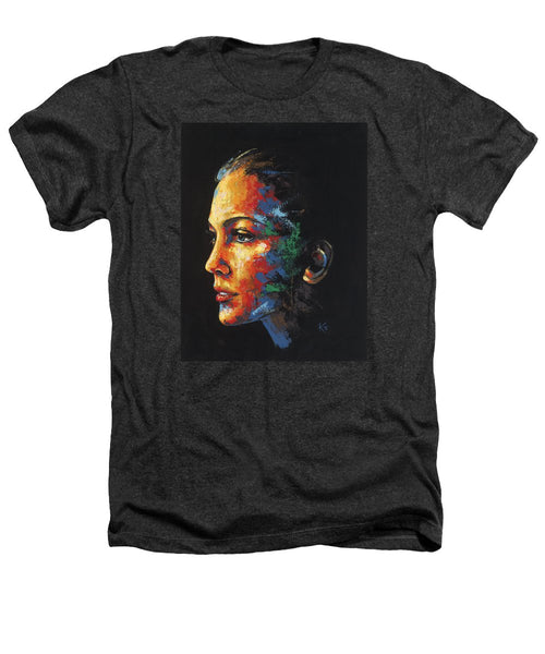 Sun Kissed - With Hidden Pictures - Heathers T-Shirt