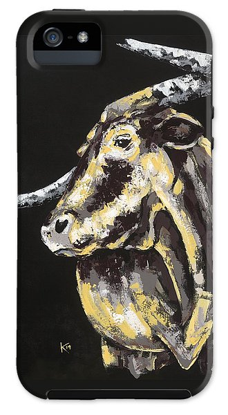 Texas Longhorn - Phone Case