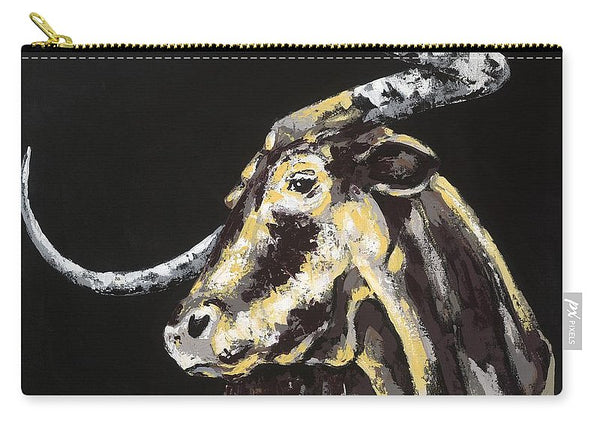 Texas Longhorn - Carry-All Pouch