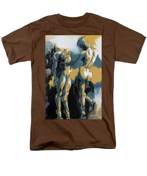 The Dance - Men's T-Shirt  (Regular Fit)