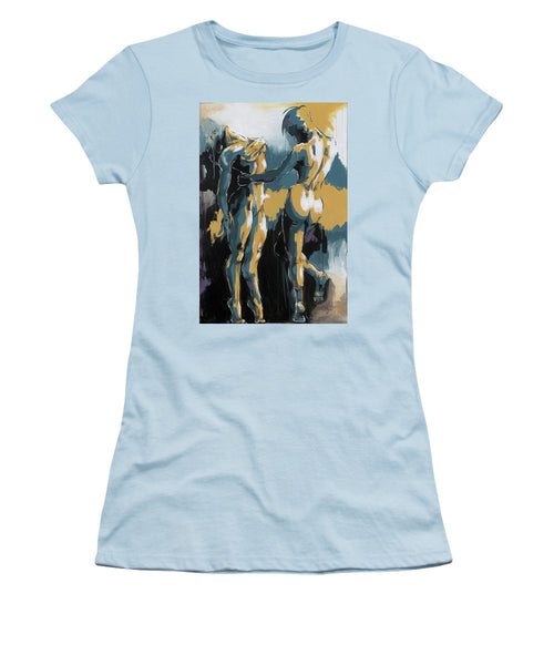 The Dance - Women's T-Shirt (Athletic Fit)