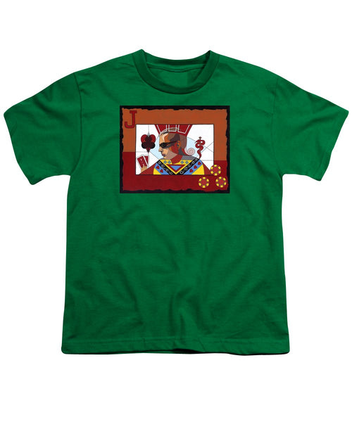 The Oracle Poker Player - Youth T-Shirt