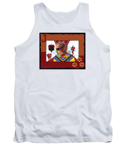 The Oracle Poker Player - Tank Top
