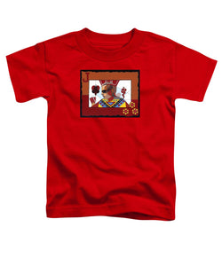 The Oracle Poker Player - Toddler T-Shirt