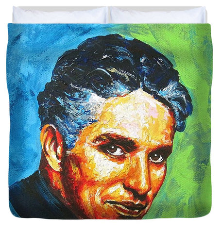 The Original Movie Star - Duvet Cover