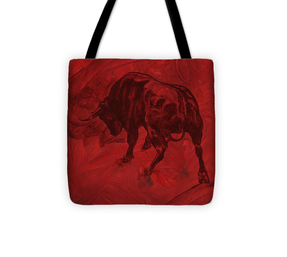 Toro Painting - Tote Bag