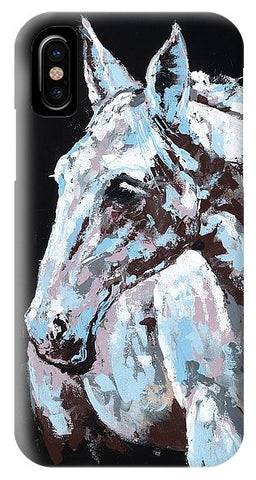 White Horse - Phone Case