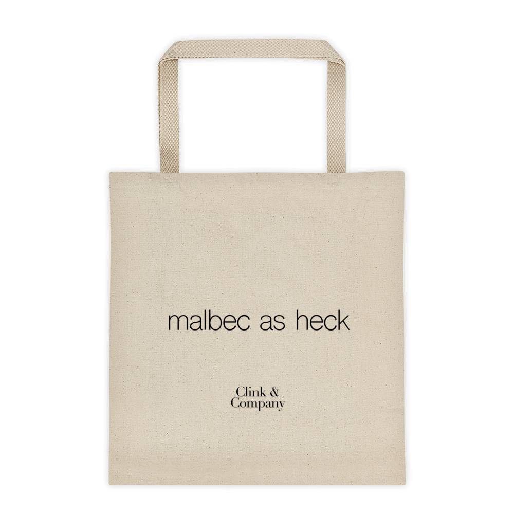 Malbec as Heck Tote