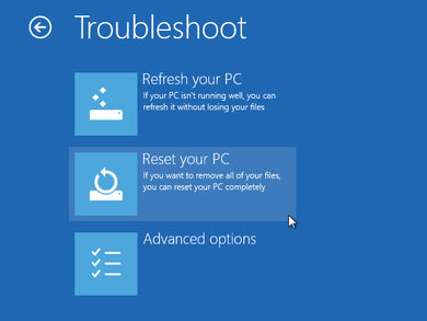Windows Refresh Package 1 (Software)