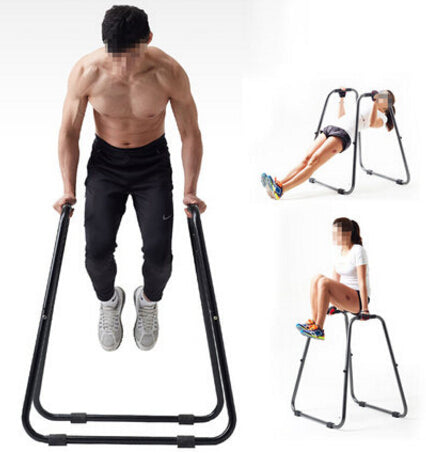 Polyvalent Push-Up Removable Metal Holder Horizontal Bar Body Parallel Bar Muscle Training Fitness Equipment