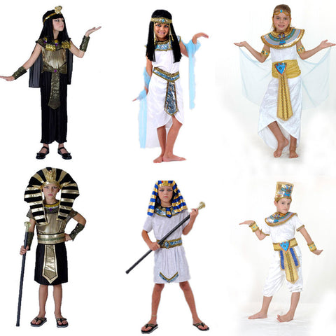 Halloween Costumes Boy Girl Ancient Egypt Egyptian Pharaoh Cleopatra Prince Princess Costume for Children Kids Cosplay  sc 1 st  2GadgetStore.com & Halloween Costumes Boy Girl Ancient Egypt Egyptian Pharaoh Cleopatra ...