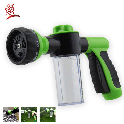 New Multifunction Auto Car Foam Water Gun Car Washer Water Gun portable high pressure Car Wash Water Gun Home Car Foam Gun