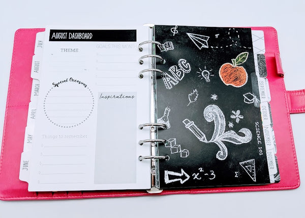 Starfish Living 2020 Planner Bundle
