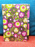 Starfish Living A5 6-Tab Planner Dividers - Retro Style