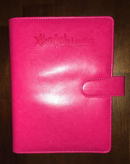Starfish Living Miami Pink Binder Only