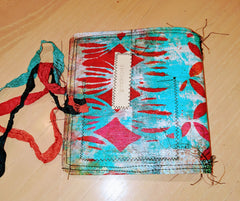Layers and Threads Handmade Journals