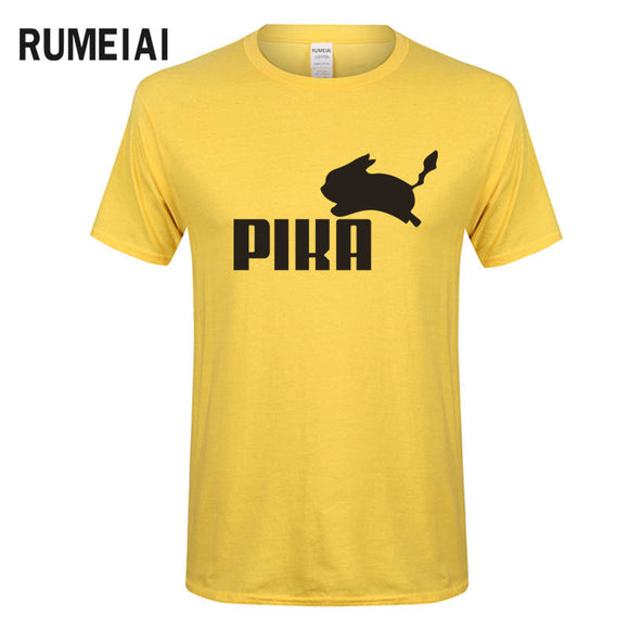 Pika Pokemon T Shirt