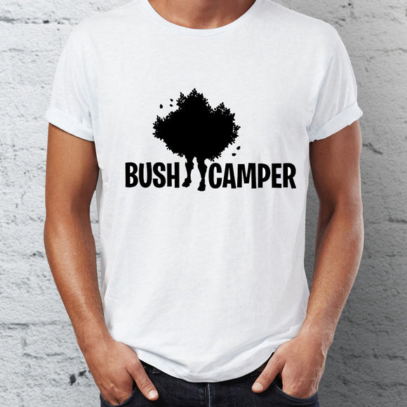 Bush Camper Fortnite Shirt
