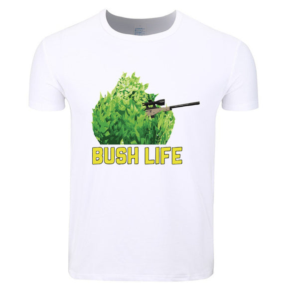 Bush Life Fortnite Shirt