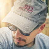Outlaw Distressed Porsche 1963 Baseball Cap