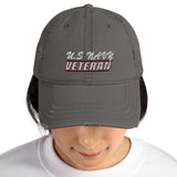 US Navy Veteran Baseball Cap
