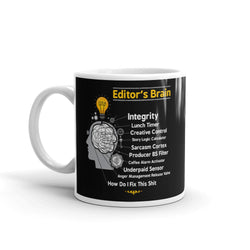Film maker Video Editor Mug