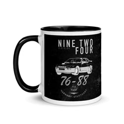 Porsche 924 CGT Coffee Mug