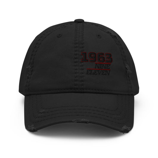 Nine Eleven 1963 Classic Sports Car Distressed Dad Hat. Embroidered Porsche Hat, Embroidered Porsche Baseball Cap, Porsche Gift, Porsche 911 gift, Porsche accessories, Porsche 911 Apparel.