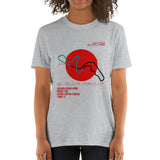 Suzuka Circuit Retro Race Track T-Shirt. This is our Motorsport F1 Suzuka tribute T-Shirt with retro racetrack design. F1 Shirt, F1 Tee, Formula 1 T-Shirt. The shirt features a classic-styled Suzuka motor circuit including the 3 Sectors with the Japanese flag, giving this great race track apparel piece a timeless look