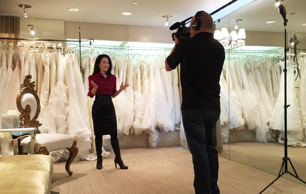 How To Use Garment Bags Helps Wedding Dresses Last Lifetimes