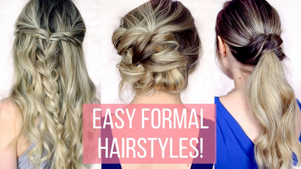Hair and Beauty  For Formal Occasions