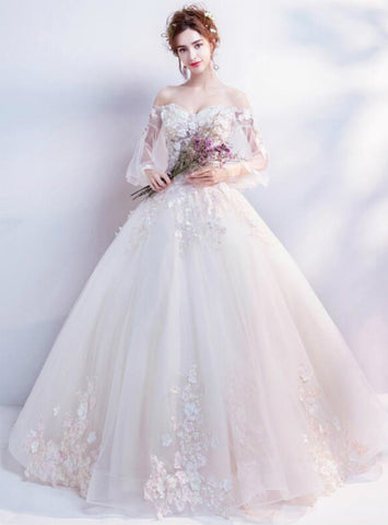 Cheap Empire Wedding Dresses, Empire Bridal Gowns UK - uk.kemedress