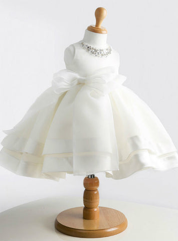 Little girls High quality Lace flower girl dresses for weddings