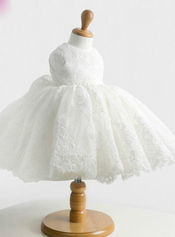 High quality flower girl dresses for weeding party Girls birthday party dress
