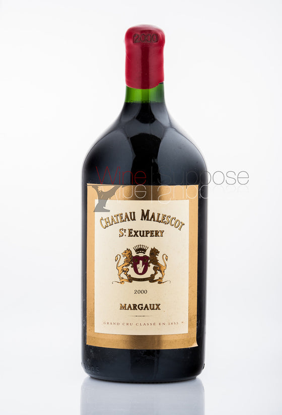 Chateau Malescot St-Exupery 2000, Double Magnum