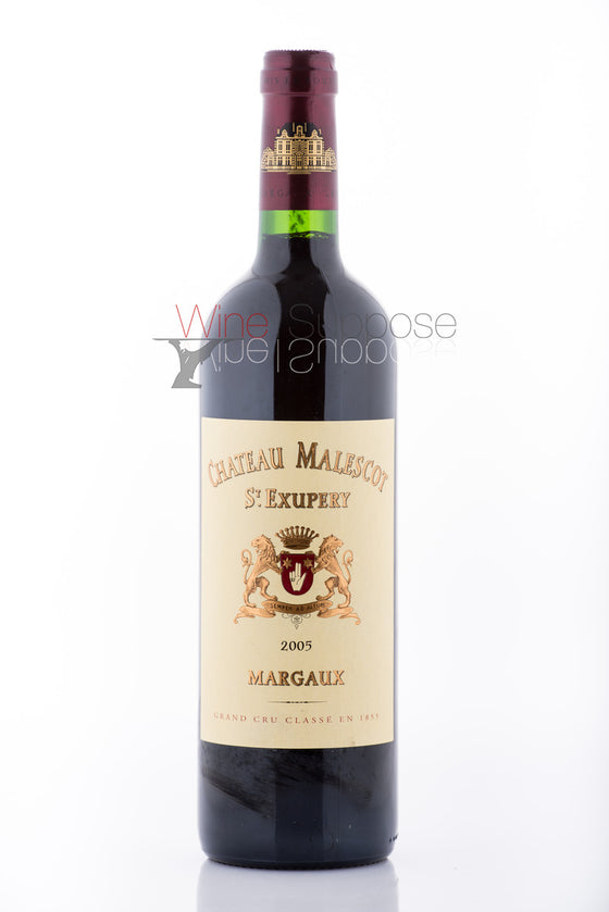Chateau Malescot St Exupery 2005