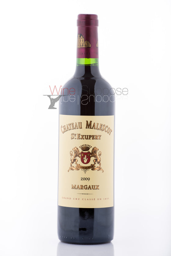Chateau Malescot St Exupery 2009