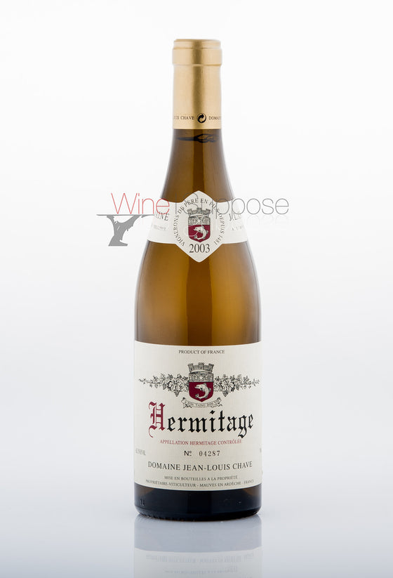 Domaine J.L. Chave, Hermitage Blanc 2003