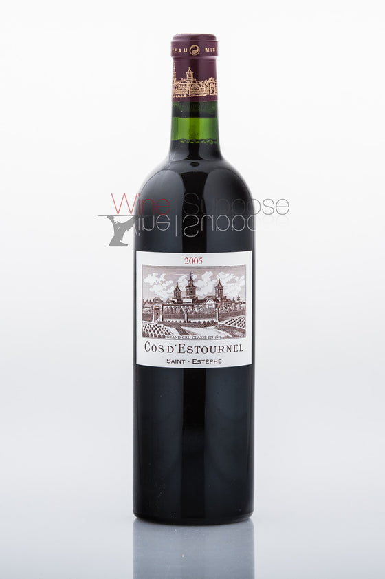 Chateau Cos d'Estournel 2008