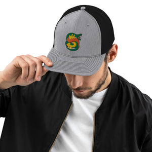 Self Sovereignty Bitcoin Trucker Cap - Bitcoin Hat - Bitcoin Merch
