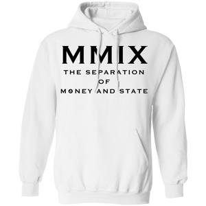 Sweatshirts White / S The Separation Of Money And State Hoodie
