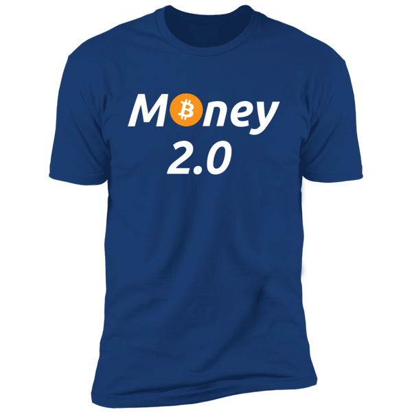 Money 2.0 Unisex Bitcoin T-Shirt