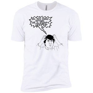 T-Shirts White / X-Small Jacky Chan Is A Bitcoin Hodler T-shirt