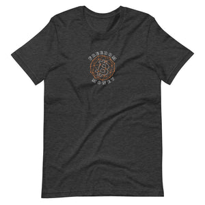 Freedom Money Unisex Bitcoin T-Shirt