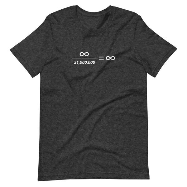 Infinite Fiat Bitcoin T-Shirt