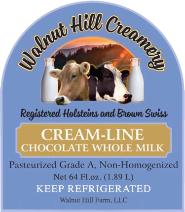 Cream-Line Whole CHOCOLATE Milk