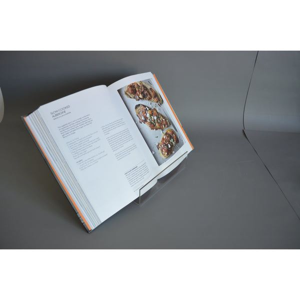 Book Lectern/Easel recipe, instruction book holder