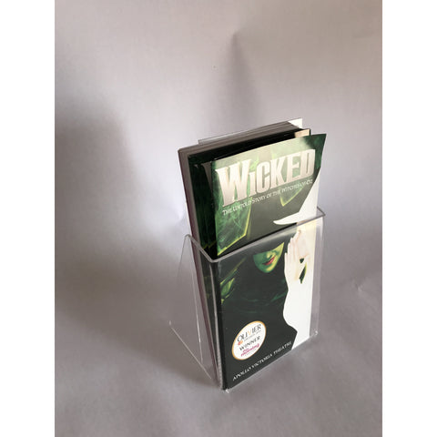 Leaflet holders counter displays 3RD A4