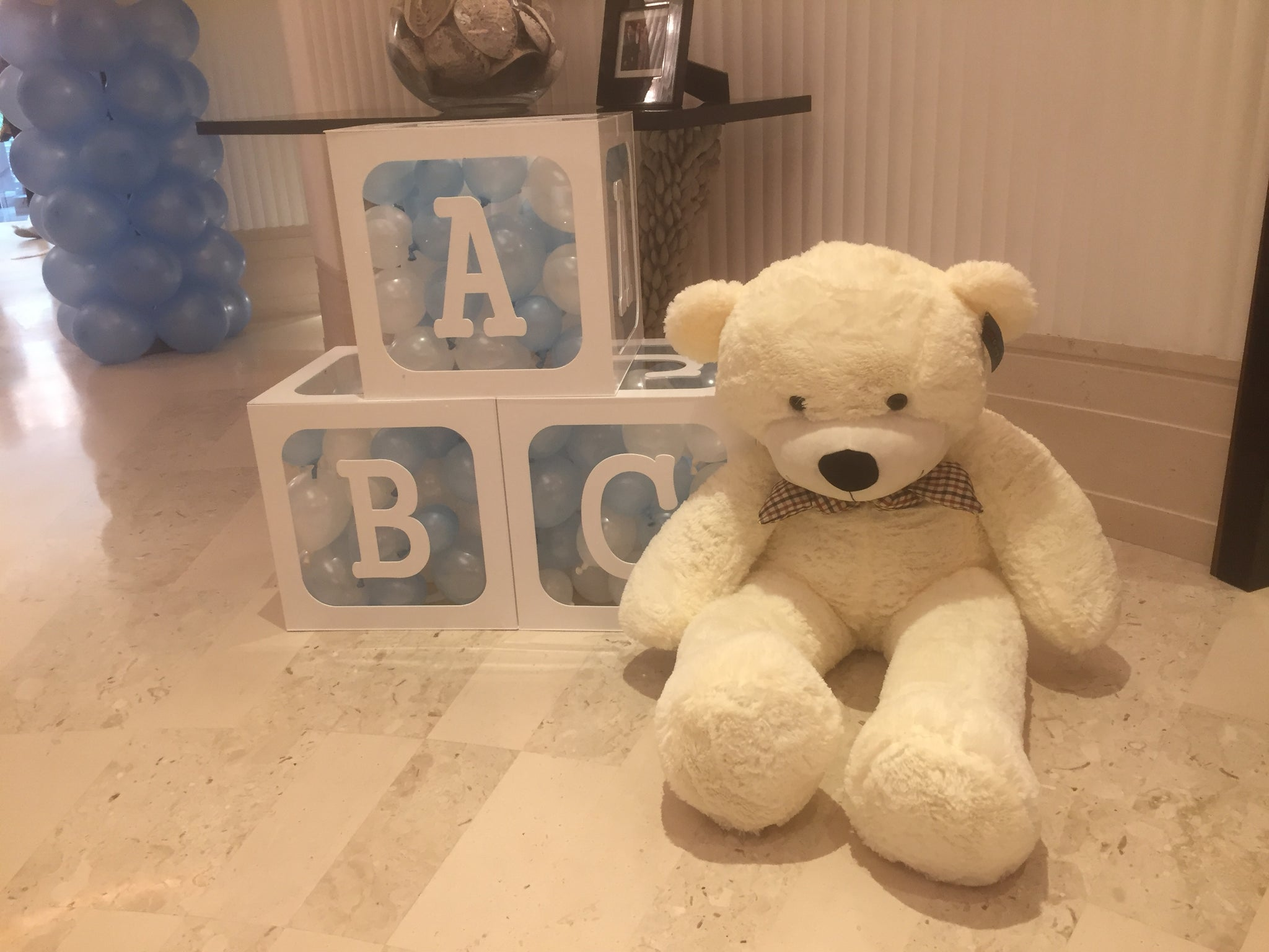 Birthday Display Cubes Baby, Birthdays Names, Celebrations & Special Occasions